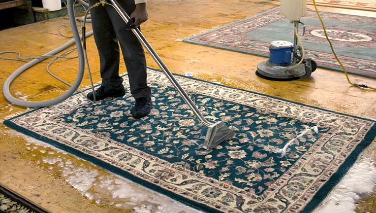 قالیشویی خوشنام-شستوشوی فرش