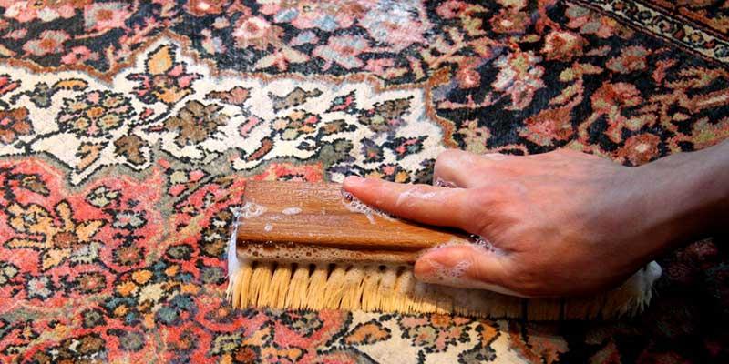 قالیشویی در جهاشنهر