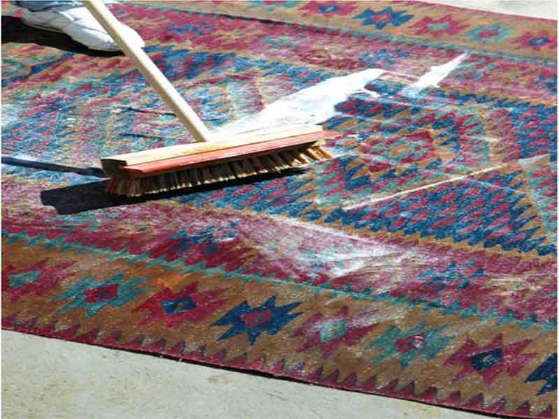قالیشویی در کلاک